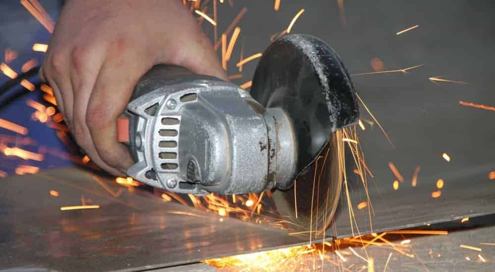 angle features to consider grinder