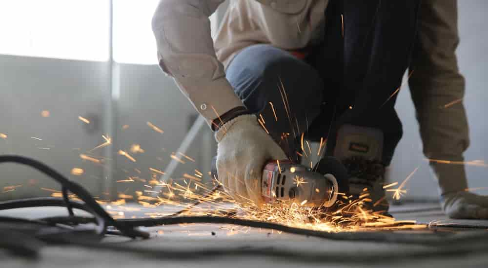 angle grinder must tool