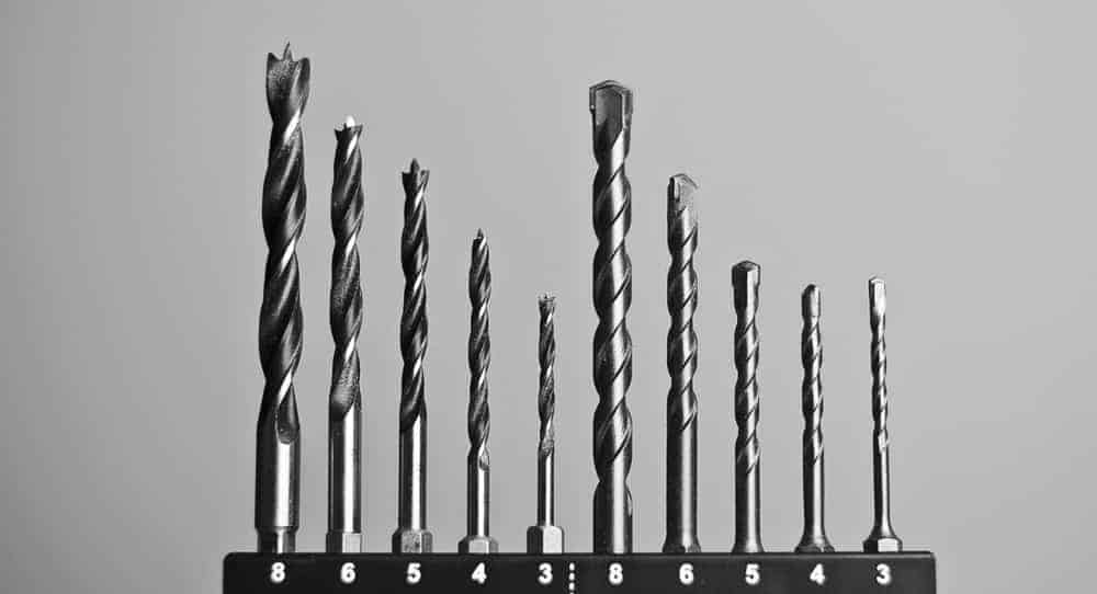 how to know what size drill bit to use