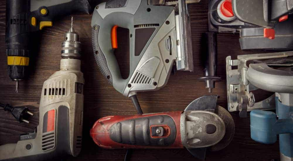 must have power tools for homeowners