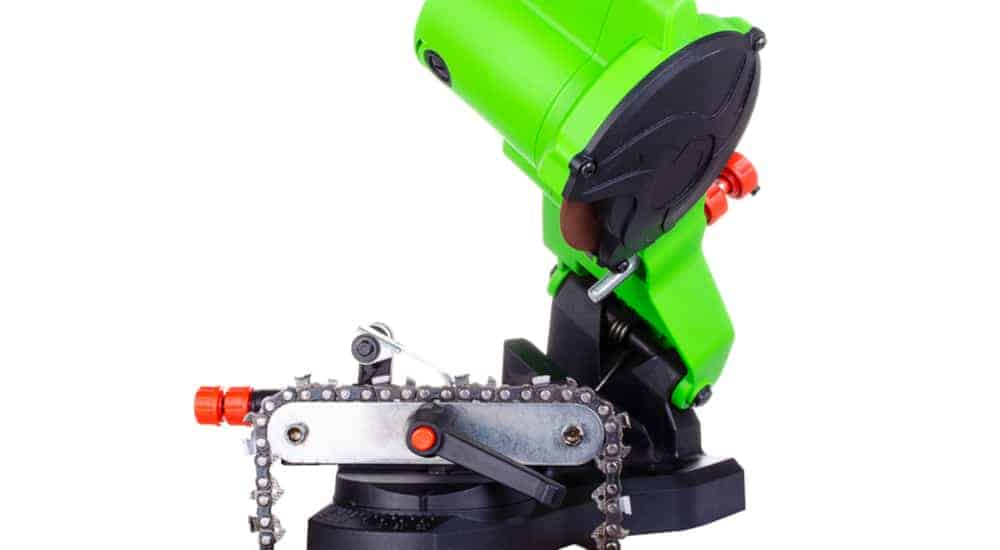 best electric chainsaw sharpener