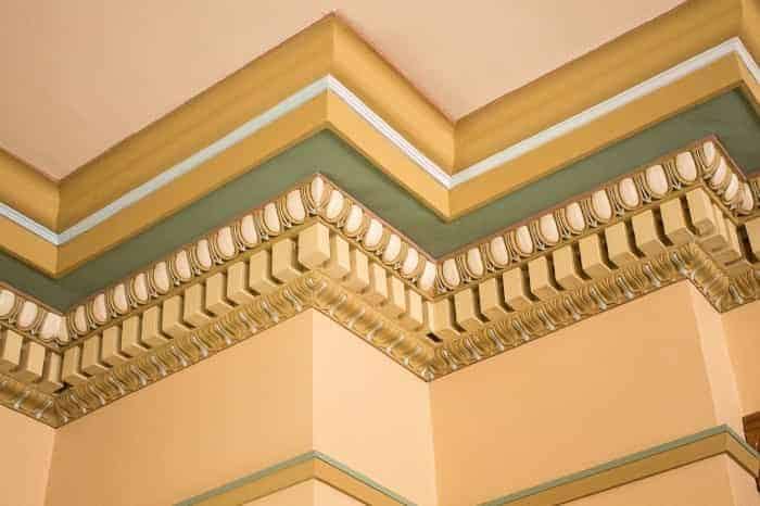 Elegant Crown Molding