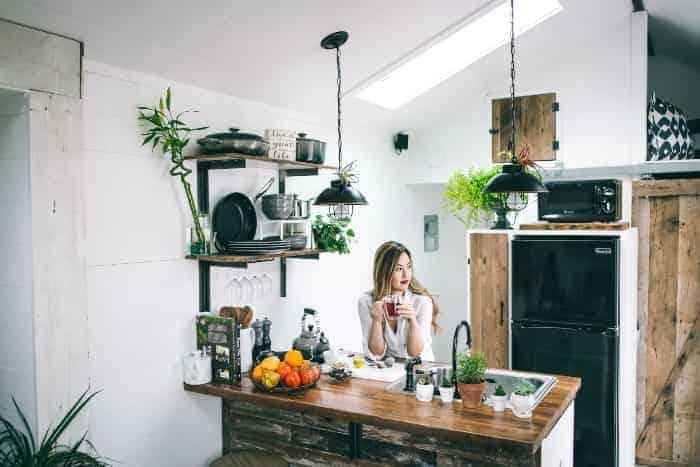Green Life in Your Kitchen