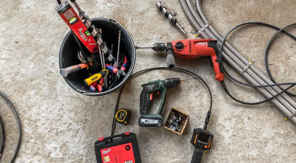 types of power drills